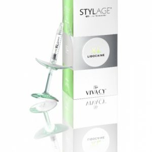 STYLAGE BI-SOFT XL LIDOCAINE 2x1ml